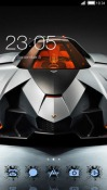 Futuristic Car CLauncher G'Five Bravo G9 Theme
