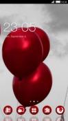 Red Balloon CLauncher G'Five Bravo G9 Theme