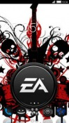 EA Logo CLauncher Android Mobile Phone Theme