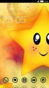 Cute Star CLauncher Samsung Galaxy Rush M830 Theme
