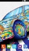 Car CLauncher LG Optimus G Pro Theme
