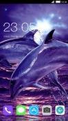 Dolphins CLauncher LG Optimus G Pro Theme