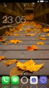 Autmn Leaves CLauncher HTC Desire 300 Theme