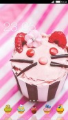 Cupcake CLauncher Android Mobile Phone Theme