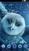 Owl CLauncher Android Mobile Phone Theme