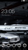 AMG CLauncher Android Mobile Phone Theme