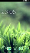 Grass CLauncher Android Mobile Phone Theme