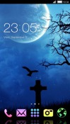 Dead Of Life CLauncher Android Mobile Phone Theme