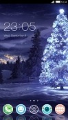 Winter CLauncher Android Mobile Phone Theme