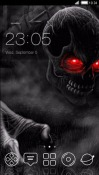 Nightmare CLauncher Android Mobile Phone Theme
