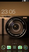 DSLR CLauncher Android Mobile Phone Theme