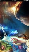 Book Imagination CLauncher Android Mobile Phone Theme
