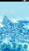 Frozen Tree CLauncher Android Mobile Phone Theme
