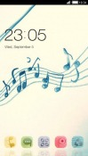 Music CLauncher Android Mobile Phone Theme