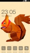 Squirrel CLauncher Android Mobile Phone Theme
