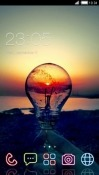 Day Light CLauncher Android Mobile Phone Theme