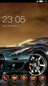 Fast & Furious CLauncher Android Mobile Phone Theme