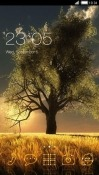 Alone Tree CLauncher Android Mobile Phone Theme