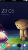 Sad CLauncher Android Mobile Phone Theme