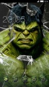 Hulk CLauncher Android Mobile Phone Theme