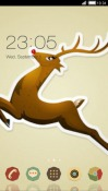 Reindeer CLauncher Android Mobile Phone Theme