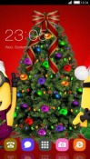 Xmas Tree CLauncher Android Mobile Phone Theme