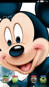 Mickey CLauncher Android Mobile Phone Theme