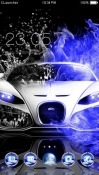 Bugatti CLauncher Android Mobile Phone Theme