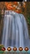 Waterfall CLauncher LG Optimus G Pro Theme