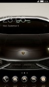 Lambo CLauncher Android Mobile Phone Theme