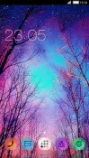 Magical Forest CLauncher Android Mobile Phone Theme
