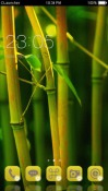 Bamboo CLauncher Android Mobile Phone Theme