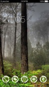 Forest CLauncher Android Mobile Phone Theme