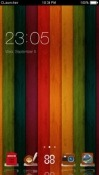 Colorful CLauncher Samsung Galaxy Rush M830 Theme