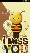 Miss You CLauncher Android Mobile Phone Theme