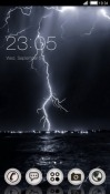 Lightning CLauncher Android Mobile Phone Theme