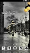 Rainy Day CLauncher Android Mobile Phone Theme