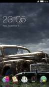 Rusty Car CLauncher Android Mobile Phone Theme