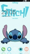 Stitch CLauncher Android Mobile Phone Theme