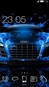 Audi CLauncher Android Mobile Phone Theme