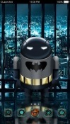 Bat Droid CLauncher Android Mobile Phone Theme
