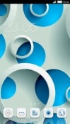 Circles CLauncher Android Mobile Phone Theme