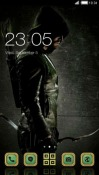 Arrow CLauncher Android Mobile Phone Theme