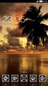 Lake CLauncher Samsung Galaxy Rush M830 Theme