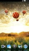 Air Balloons CLauncher Android Mobile Phone Theme