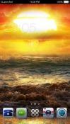 Ocean CLauncher HTC Desire 300 Theme