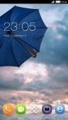 Umbrella CLauncher G'Five Bravo G9 Theme