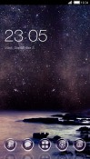 Silent Ocean CLauncher Samsung Galaxy Rush M830 Theme