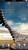 Stairs CLauncher Android Mobile Phone Theme