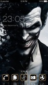 Joker CLauncher Panasonic Eluga Ray X Theme